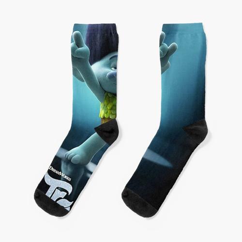 Trolls World Tour 2020 Socken