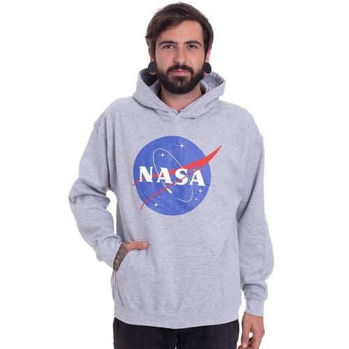 Nasa - Insignia Logo Grey - Hoodies