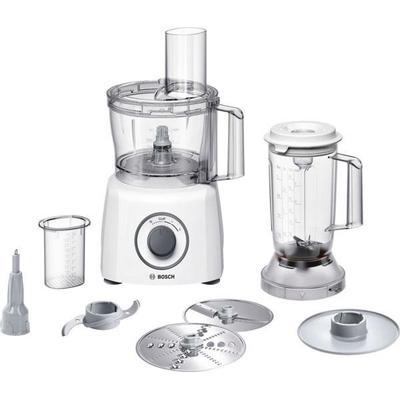 BOSCH Küchenmaschine MultiTalent 3 MCM3200W, 800 W, 2,3 l Schüssel weiß Küchenmaschinen SOFORT LIEFERBARE Haushaltsgeräte