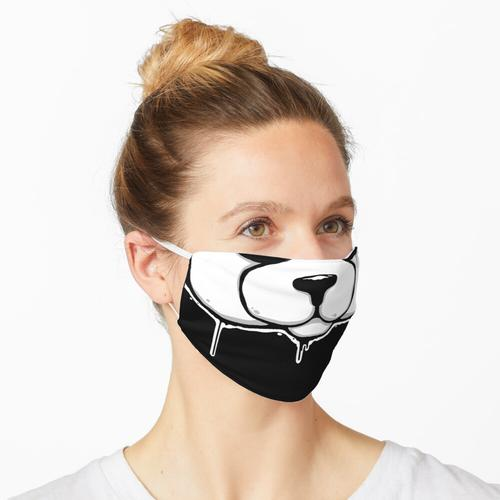 Mascara Panda Maske