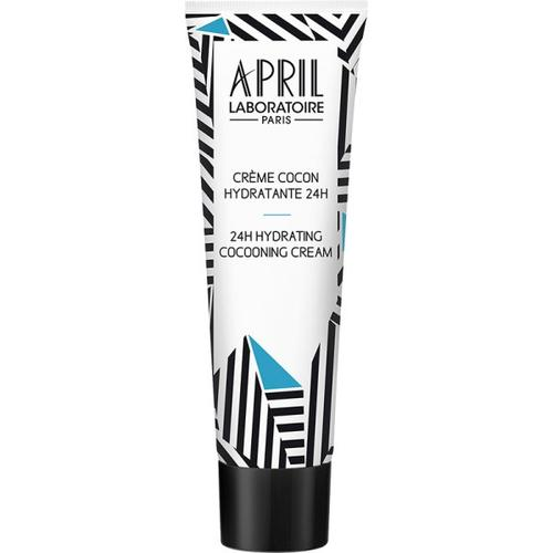 April Paris Crème Cocon Hydratante 24H / 24H Hydrating Cocooning Cream Tube 50 ml Gesichtscreme