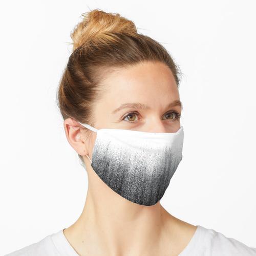 Holzkohle Ombré Maske