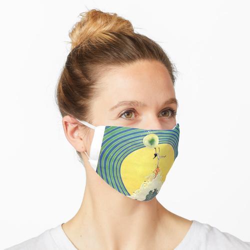 Märchenkunst - Traumboote Maske
