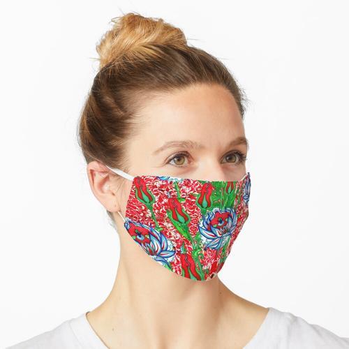 Osmanischer Gul Maske