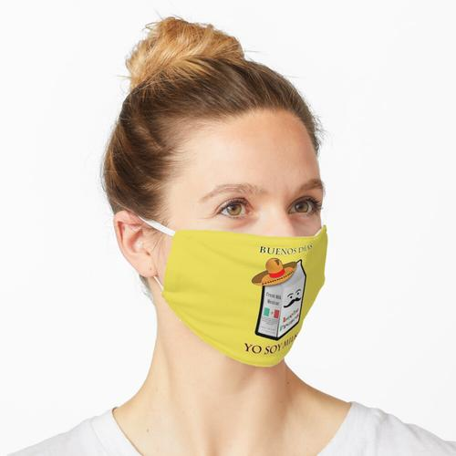 Yo Sojamilch Maske