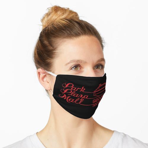 Park Plaza Mall Sicherheitstechniker Maske