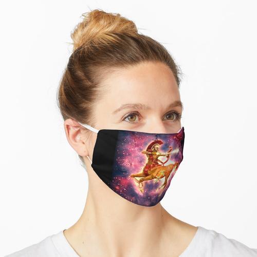 ZEICHEN DES ZODIAK - SAGITTARIUS Maske