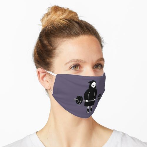 Kreuzheben Maske