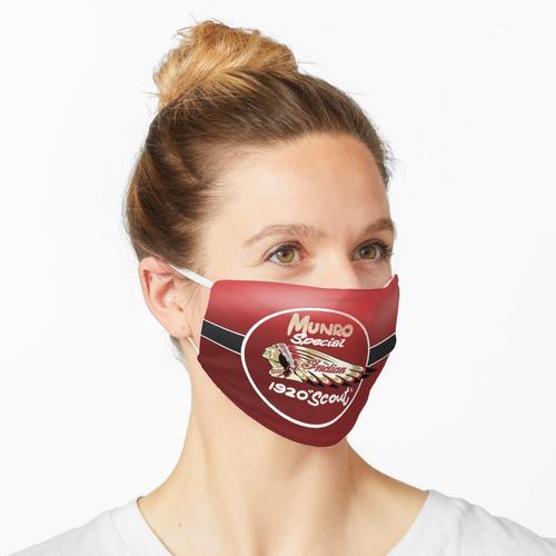 Der schnellste Inder Maske