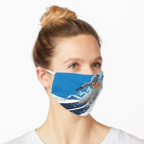 Wintersport # 1 Maske