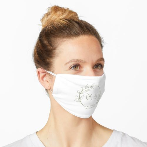 KJ Wellness_Green Maske