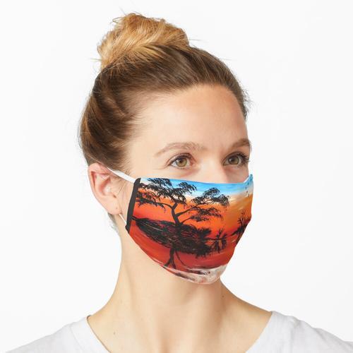 Heller Tag Maske