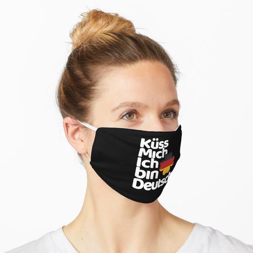 Küss mich Ich bin Deutsch, Kiss Me Ich bin Deutscher Maske