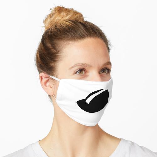 Bauarbeiter Maske