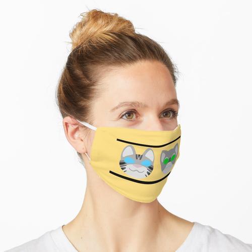 Ivypool und Taubenschlag Maske