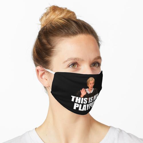 Judge Judy - Das ist mein Laufstall Maske
