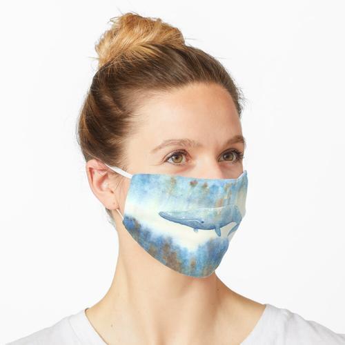 Blauwal Maske