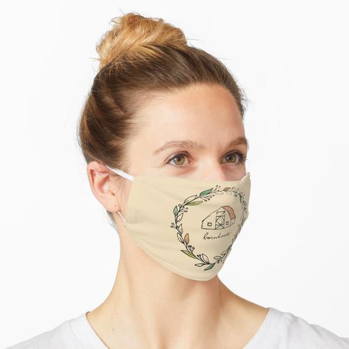 Barnhouse Landhaus Maske