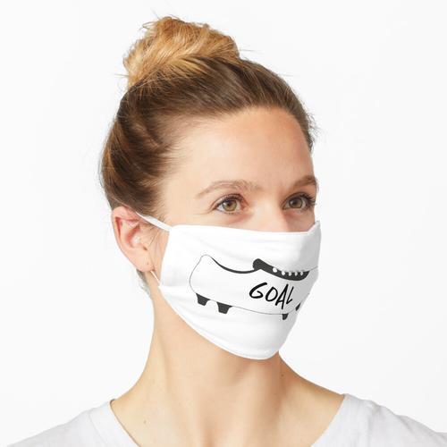 Fußballschuh Maske