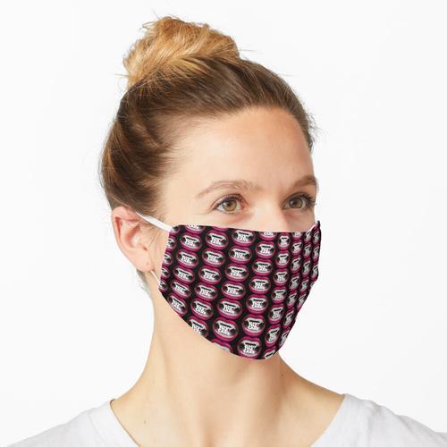 Brustkrebs Maske