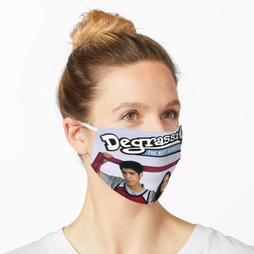 Degrassi Maske