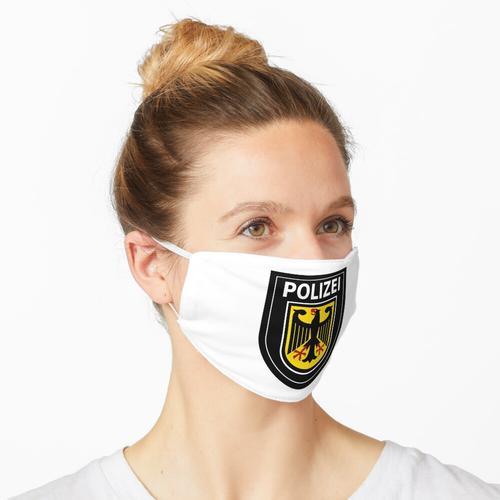Bundespolizei Maske