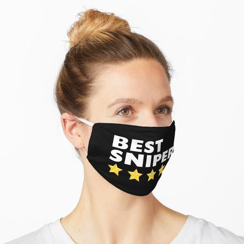 Bester Scharfschütze 5 Star Maske