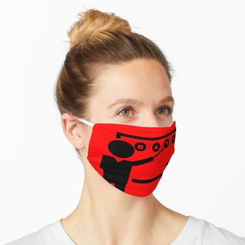 ps5-Steuerung Maske