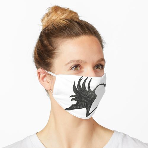 Eiserner Vogel. Maske