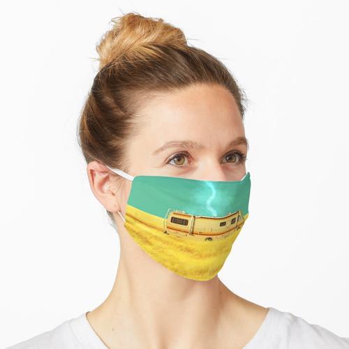 Ein mobiles Labor Maske
