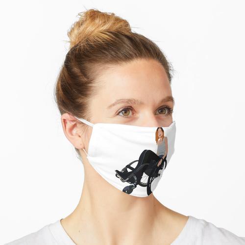 Chanda - Baby mit Mobilitätshilfe Maske