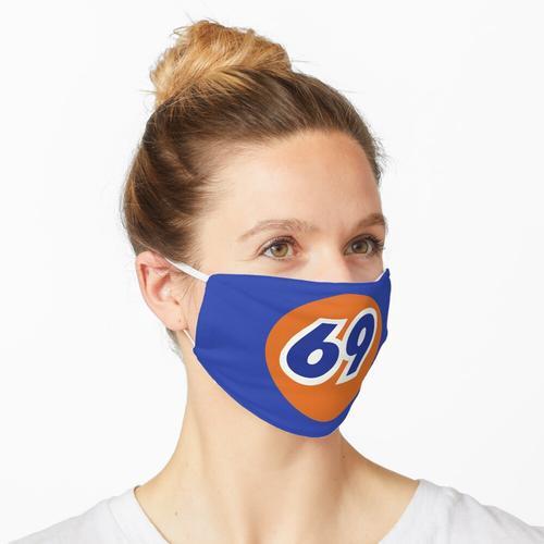 69 Offizielle Kraftstoffparodie Maske