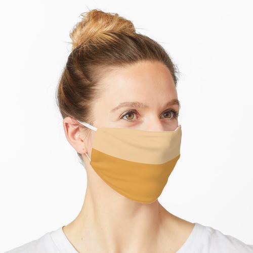 Halber Butterscotch / Butterscotch Maske