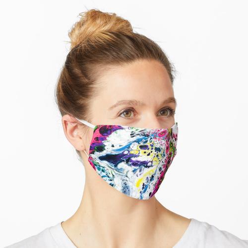 Korbkoffer Maske