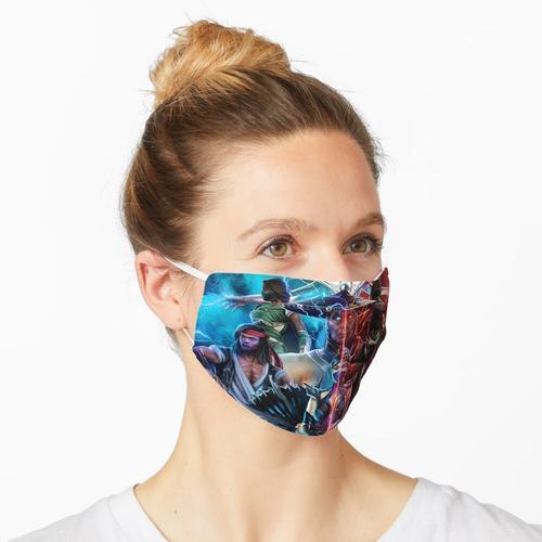Nachwirkungen Maske