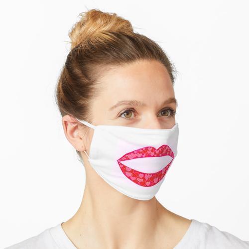 Knutschflecken Maske