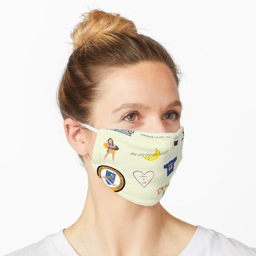 Degrassi Pack Maske