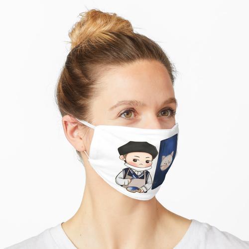 BTS PAINTER SUGA Maske