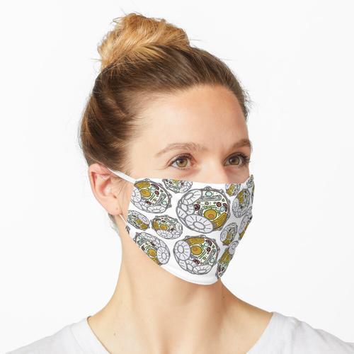 Coccolithophor-Druck Maske