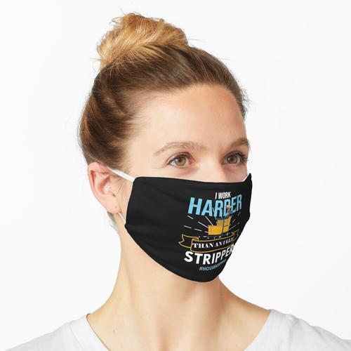 Professioneller Reiniger Maske