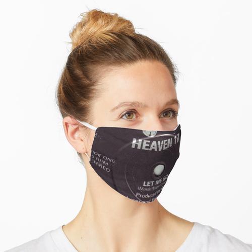 Let Me Go Schallplatte Maske