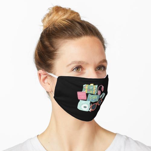 Reise-Grundlagen Maske
