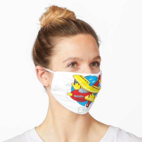 DOPPELDECKER Maske