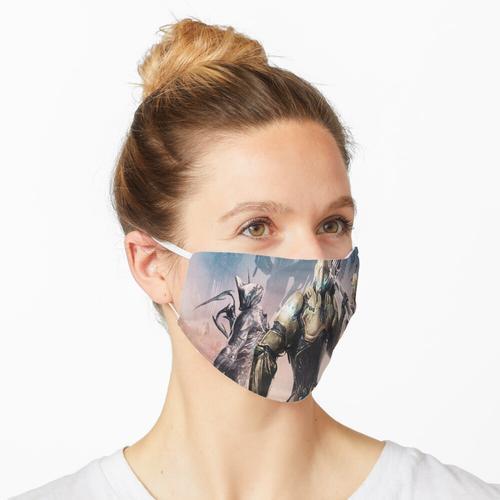 Warframe Maske