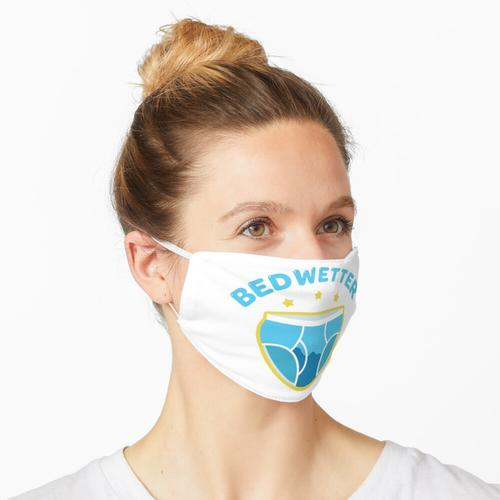 Bettwetter Maske