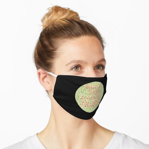 Fick den Farbenblinden Maske