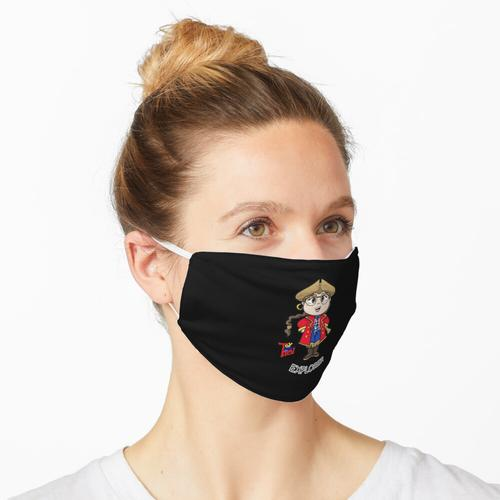 Forscher Maske