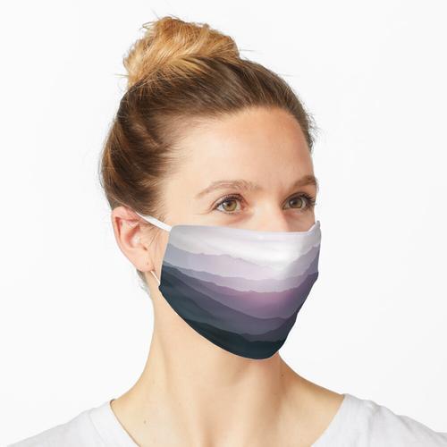 DBM (Dunkelblauer Berg) Maske