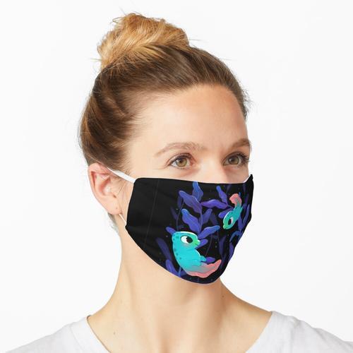 Kaulquappen Maske