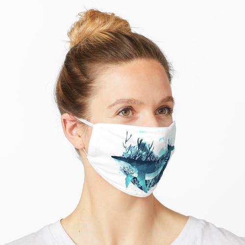 Kostenloser Wal Maske